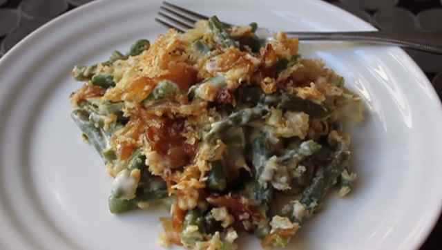 Chef John's Green Bean Casserole
