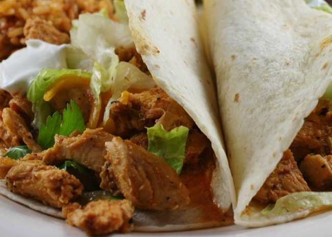 Chicken Taco Filling. Photo by naples34102
