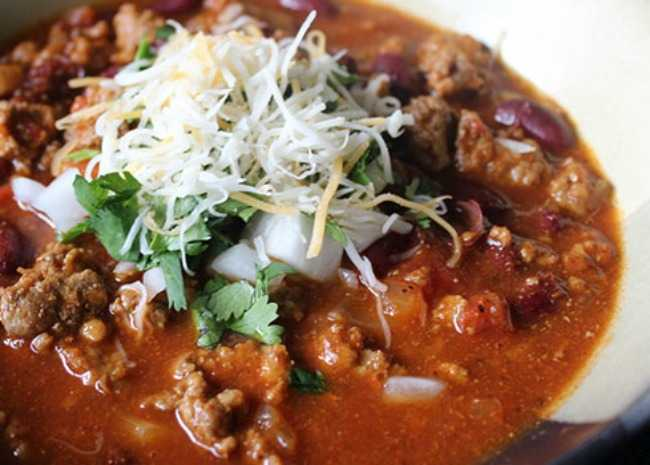 Emily's Chipotle Chili