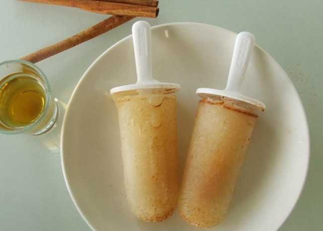 Fireball horchata pops photo by MattAlan