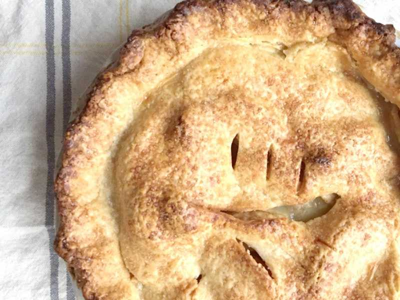 Frank's Apple Pie