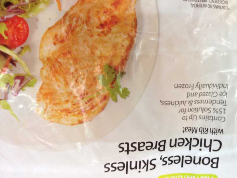 Frozen Chicken Breast
