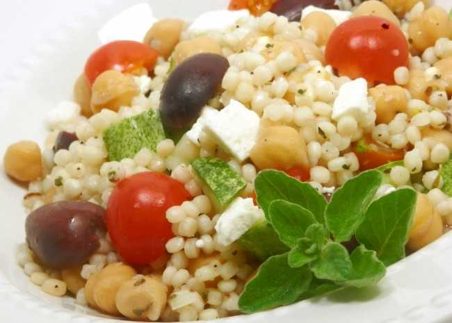 Greek Couscous