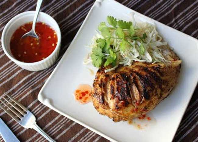 Grilled 5-Spice Chicken Photo by Chef John