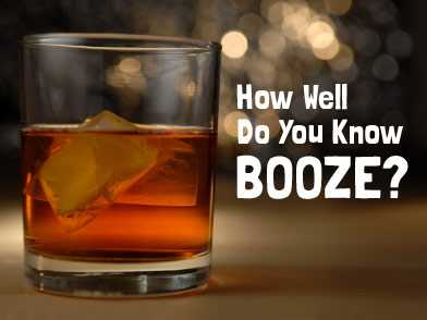 How Well Do You Know Booze