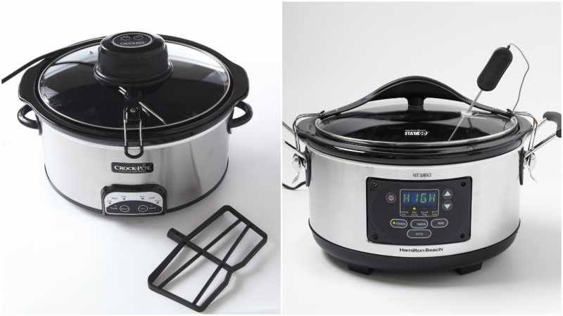 Slow Cookers with Extra Features_Collage