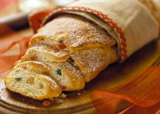 Christmas yeast breads from around the world allrecipes stollen forumfinder Choice Image