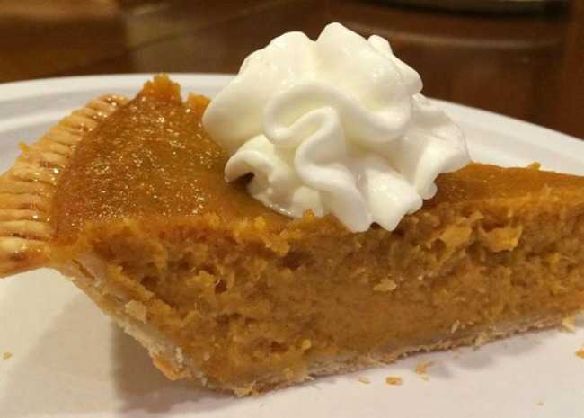Sweet Potato Pie. Photo by Nurseali75