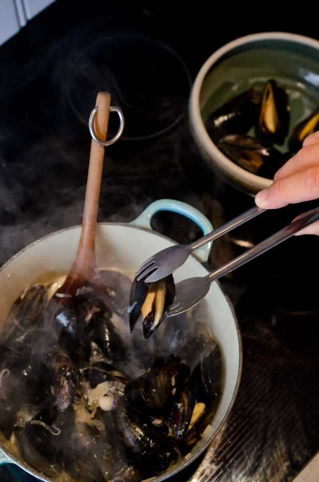 How To Cook Mussels | Allrecipes
