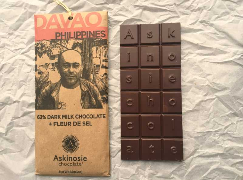 chocolate No. 9 Askinoise