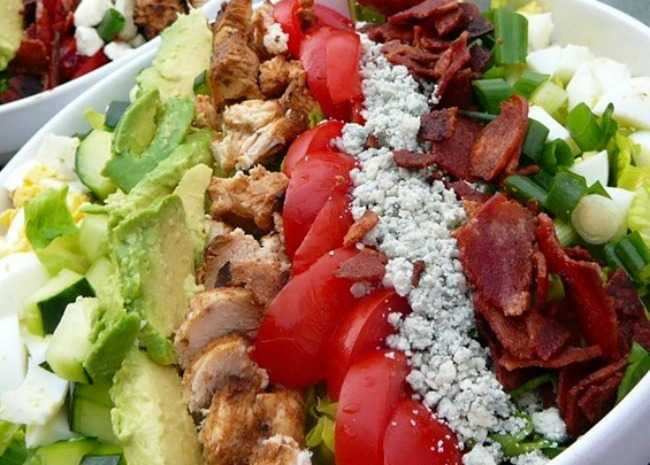 edited cobb salad by Molly
