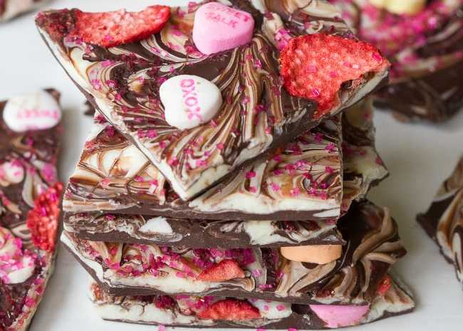 7 Cute And Easy Valentine S Day Treats Allrecipes