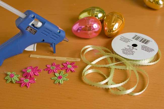items for easter egg tree