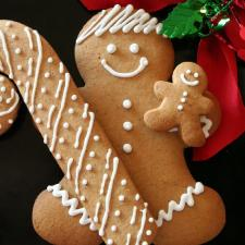 Eileen's Spicy Gingerbread Men