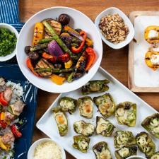 summer potluck recipes