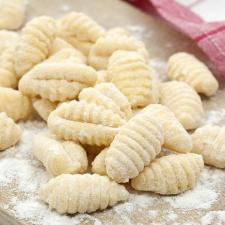 Homemade Potato Gnocchi