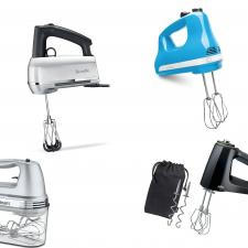 Best Hand Mixers to Buy in 2019