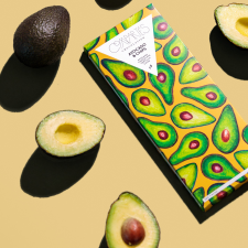 Compartes Avocado Chocolate Bar