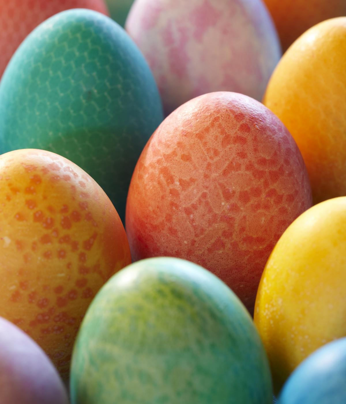 How To Dye Easter Eggs Plus Easy Decorating Ideas Allrecipes