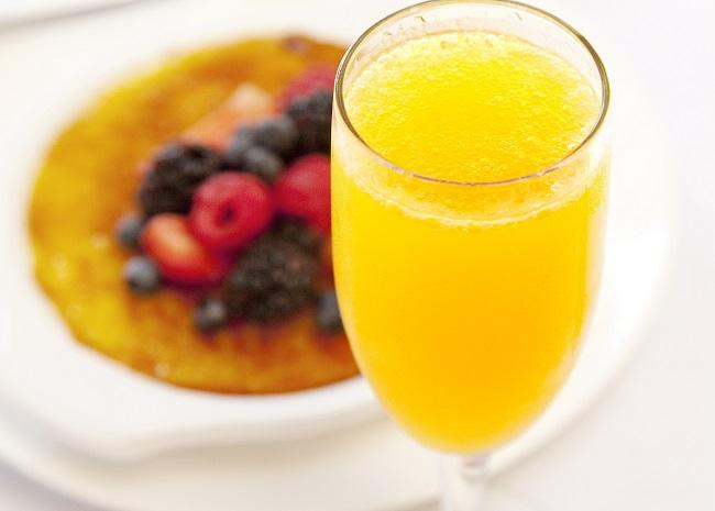 How to Make Mimosas for Brunch and Holiday Entertaining