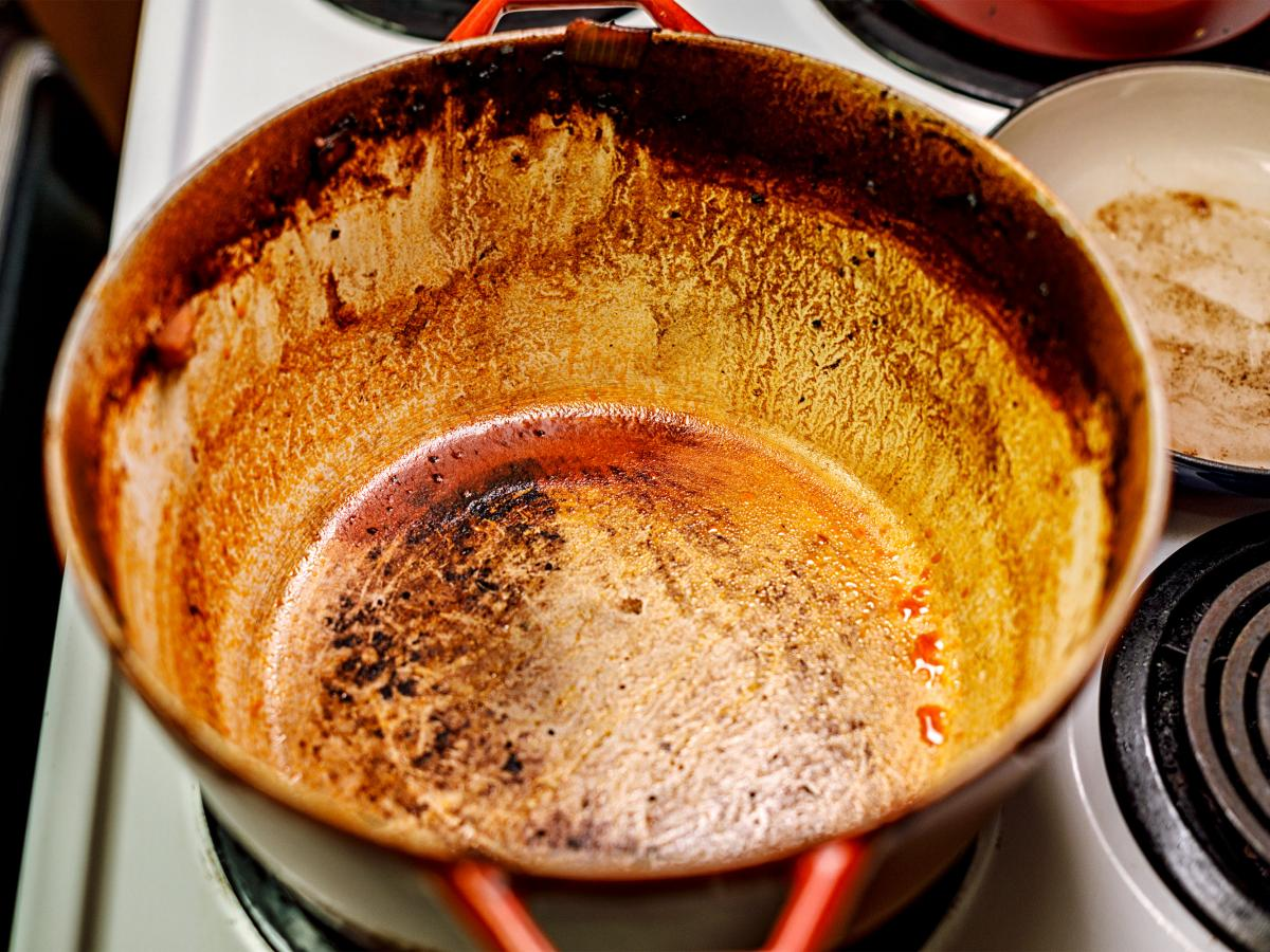 How to Clean a Dutch Oven—Cast Iron vs. Enameled Cast Iron