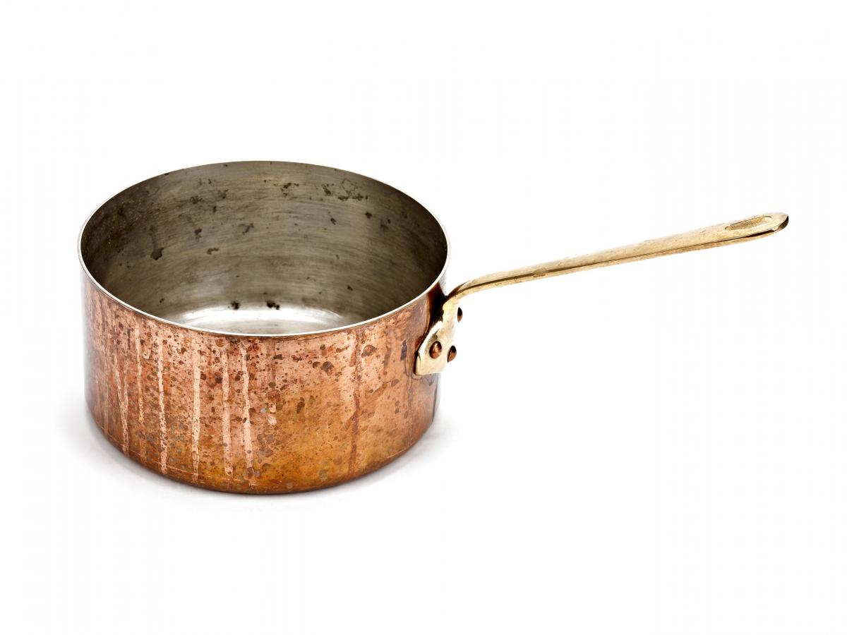 How to Clean Tin-Lined Copper Pots and Pans
