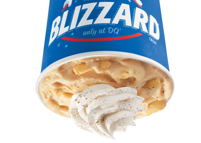 Dairy Queen's Pumpkin Pie Blizzard Is Back August 26
