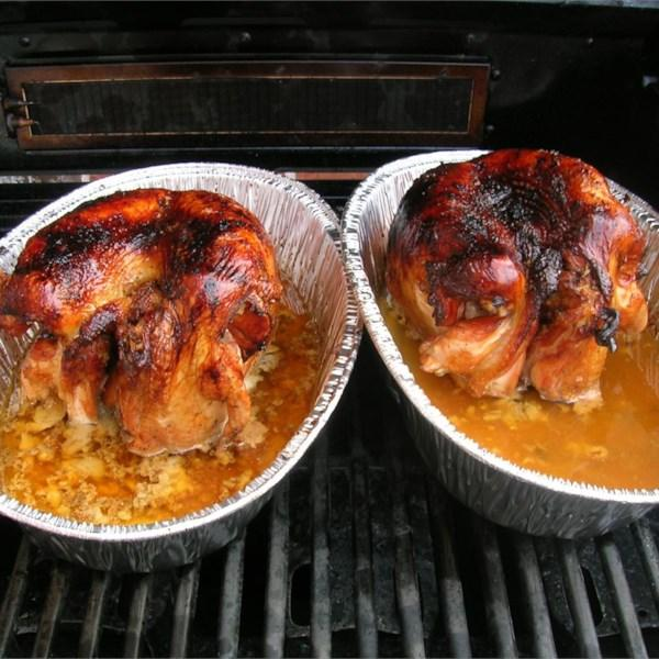 How To Grill A Turkey Allrecipes