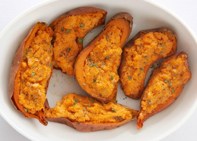 Try 10 No-Marshmallow Sweet Potato Dishes for Thanksgiving