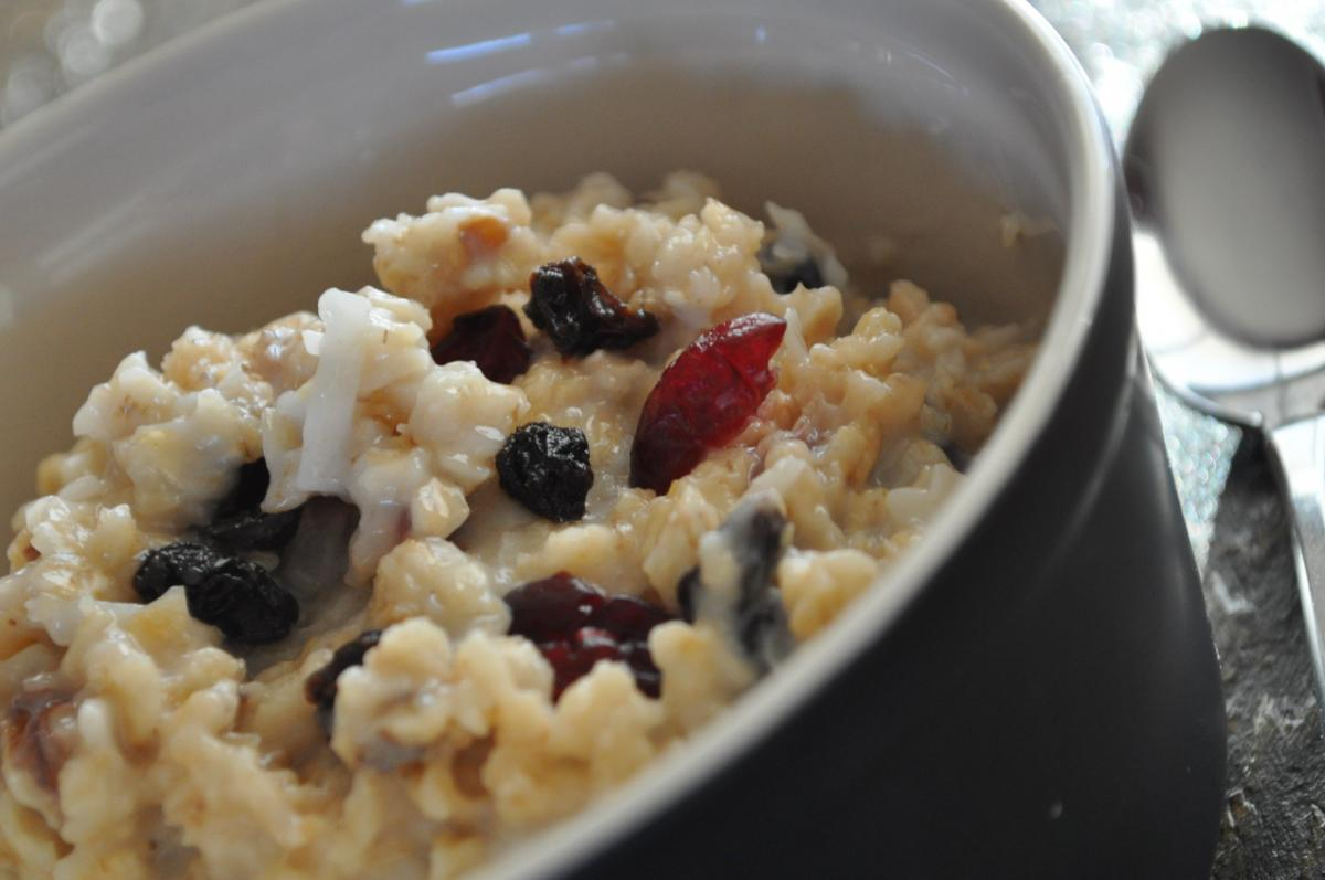 Six paleo approved breakfast oatmeals allrecipes malvernweather Image collections