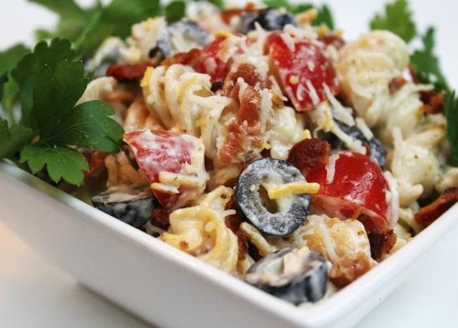 8 Creamy Pasta Salads for Summer