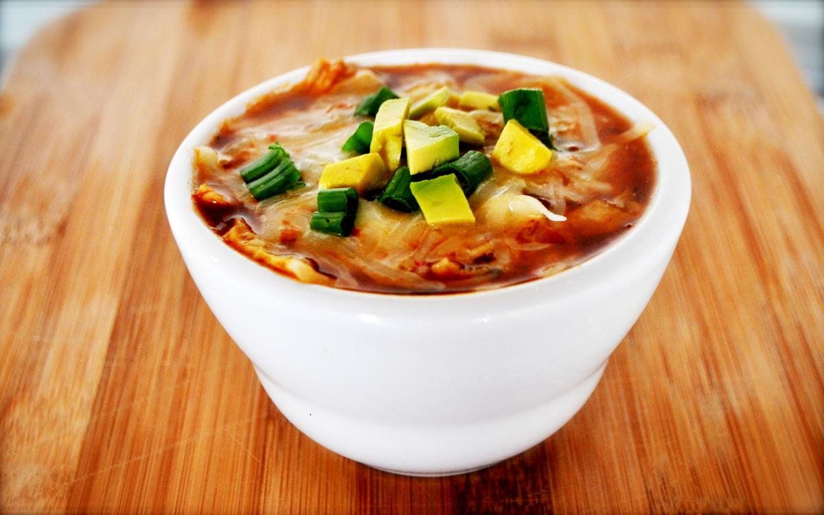 Why Slow Cooker Tortilla Soup Is The Perfect Recipe For Busy Weeknights