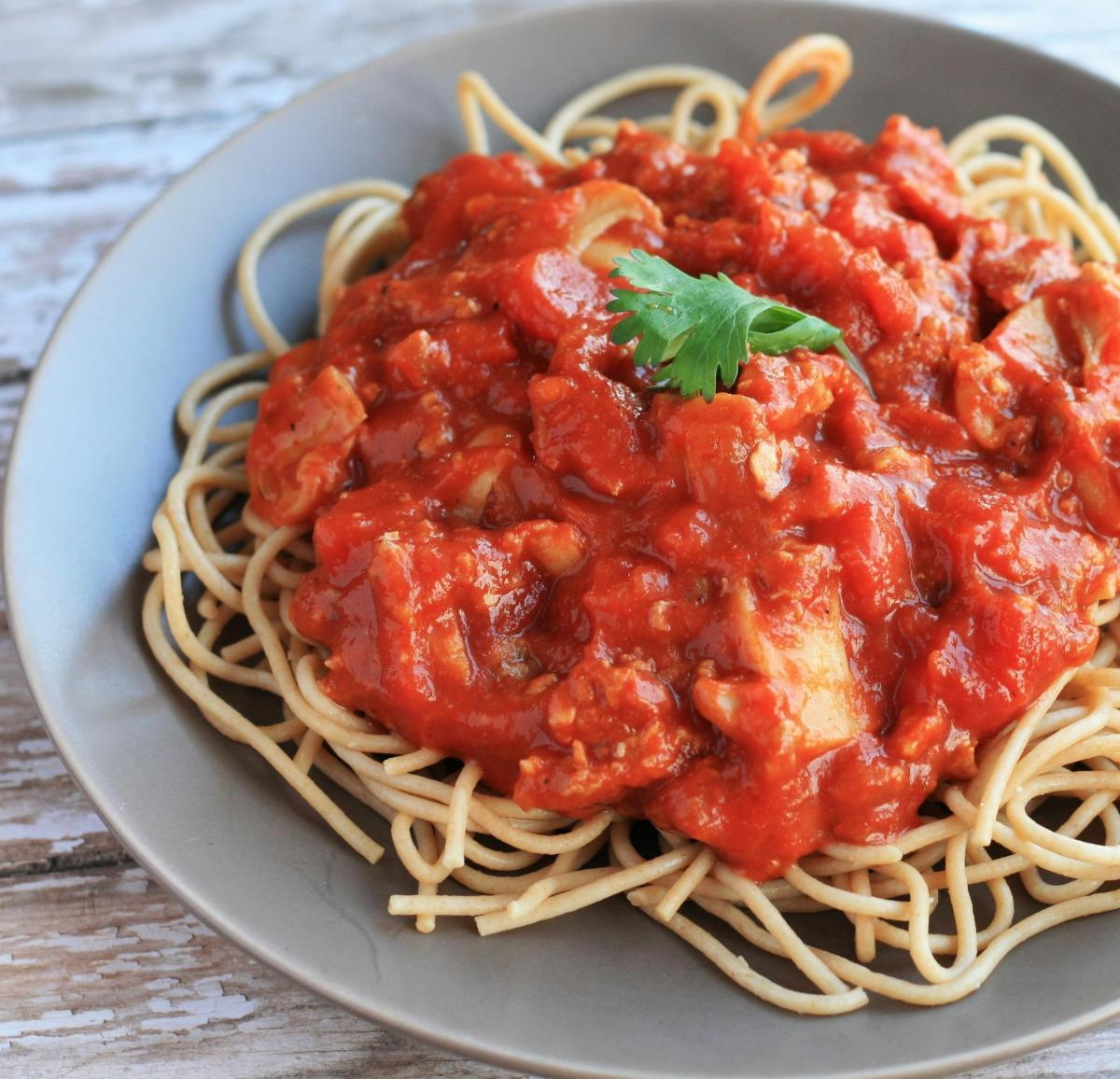 Turn Sunday Tomato Sauce Into A Week 39 S Worth Of Diverse Dinners Allrecipes