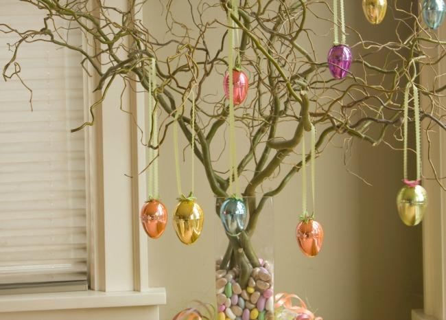 How to make an easter egg tree allrecipes How to make an easter egg tree