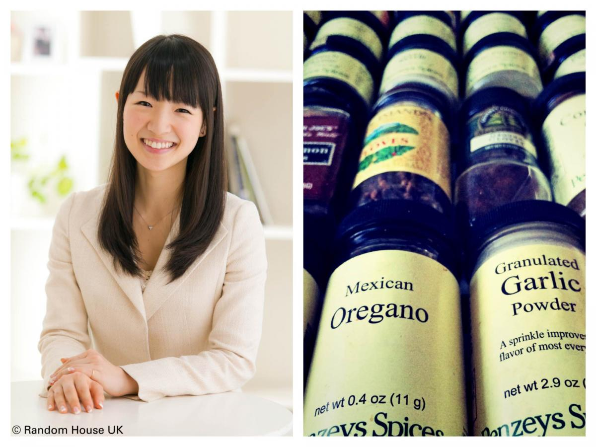 Best Way To Organize Pantry Organize Your Spice Drawer The Marie Kondo Way Allrecipes