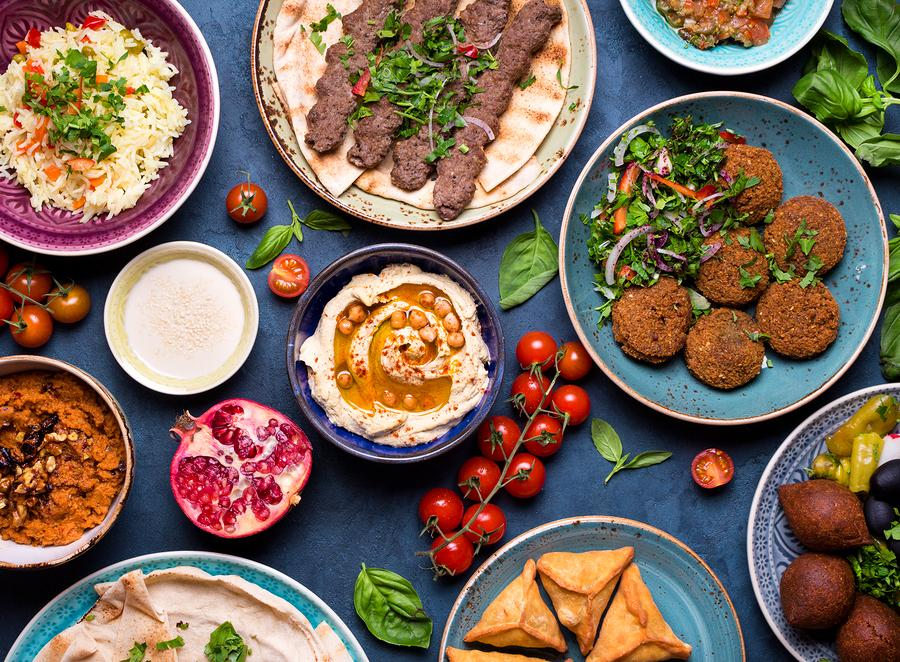 Plan a lebanese feast for your next dinner party allrecipes forumfinder Gallery