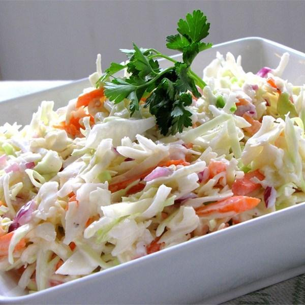 How to Make the Best Coleslaw Ever